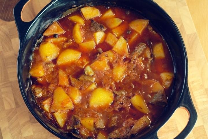 Что приготовить из мяса и картошки рецепт