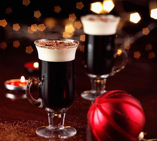 зимнее коктейли для кафе рецепты