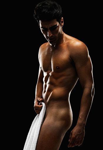 Обнаженное Мужское Тело Фото