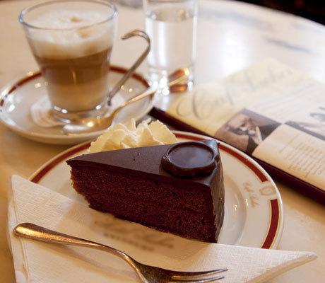 История рецепта торта прага