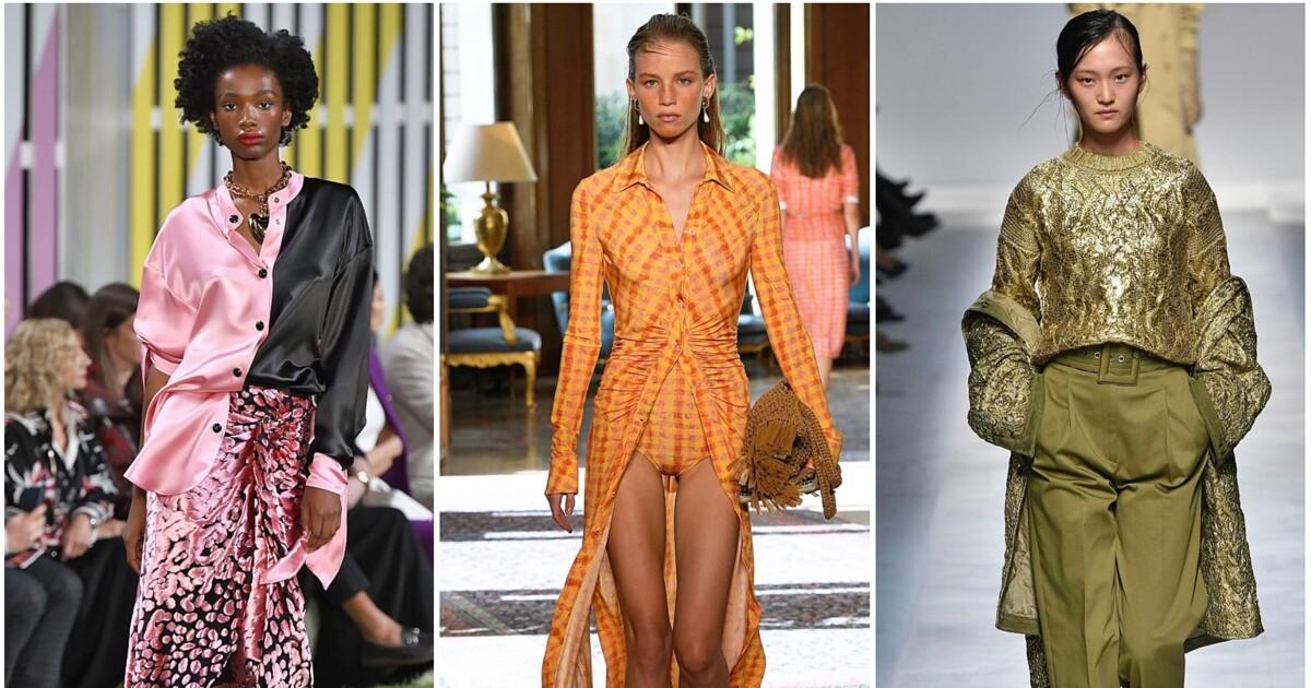 65b69ed2f1d7 Какие цвета будут в моде в 2019 году - Мода - Mail Леди